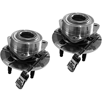 // for 2002-2007 Saturn Vue 4-Wheel ABS 4-Wheel ABS Rear Wheel Hub and Bearing Assembly Driver and Passenger Side for 2005-2006 Chevy Equinox // for 2006 Pontiac Torrent 4-Wheel ABS Bodeman
