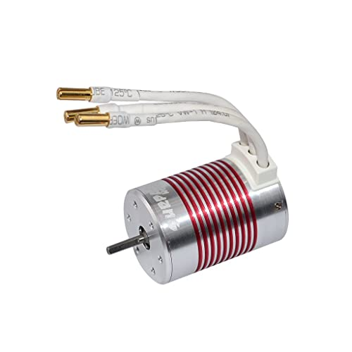 4 pole Brushless Motor: Amazon com