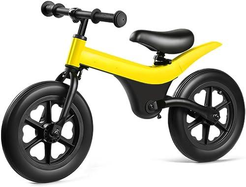 Kinder Dreirad Fahrrad Baby Spielzeug Kind Kinderwagen 2-6 Jahre Alt Mit Korb,Gelb