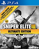 505 Games Sniper Elite III Ultimate Edition, PS4