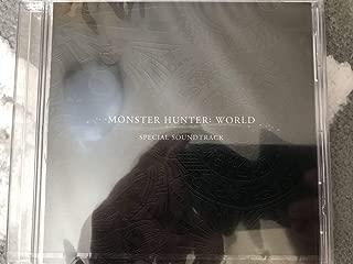 モンスターハンター ワールド モンハン ps4 限定 コレクターズエディション 特典 サウンドトラック