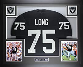 Best howie long signed jersey Reviews