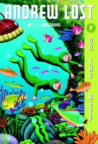 Andrew Lost #7: On the Reef (English Edition)