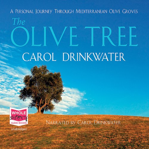 The Olive Tree audiobook cover art