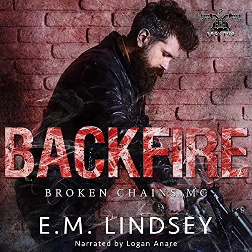 Backfire cover art
