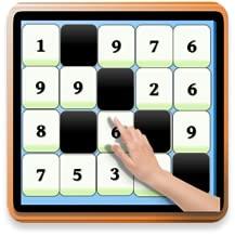 Cross Figures - Math Crosswords Puzzle Games