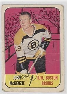 John McKenzie Ungraded COMC Poor (Hockey Card) 1967-68 Topps - [Base] #39