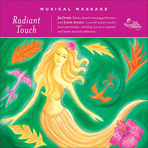 Musical Massage: Radiant Touch audiobook cover art