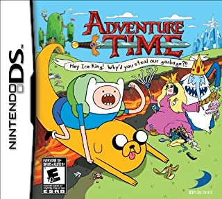 Adventure Time: Hey Ice King! Why'd you Steal our Garbage ?! by D3 Publisher [並行輸入品]