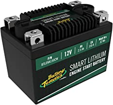 Battery Tender 2.5AH 150CA Lithium Engine Start Battery w/Smart BMS