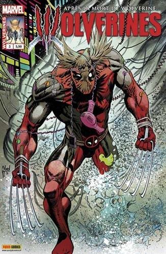 Wolverines 3/4