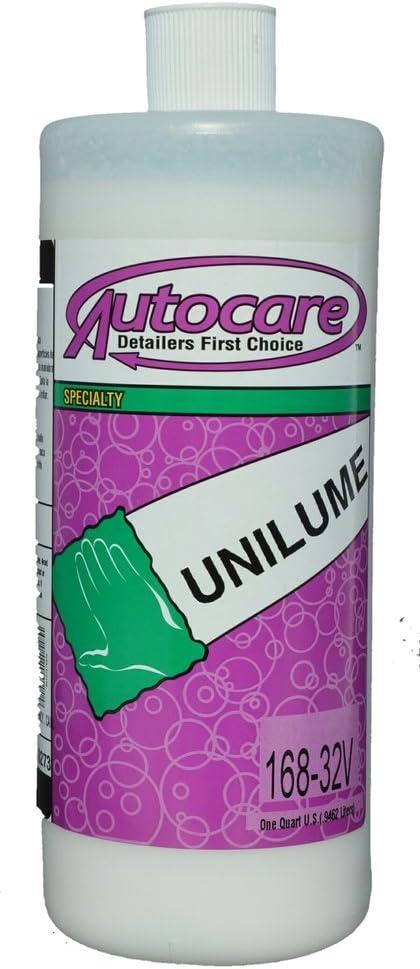 Atlanta Mall Autocare 16832 - VOC Unilume Quart and Polish Long-awaited Cleaner Alumnium