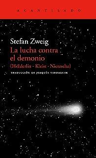 La lucha contra el demonio (Hölderlin - Kleist - Nietzsche): 16 (El Acantilado)