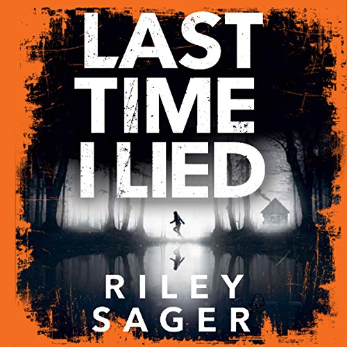 Last Time I Lied audiobook cover art