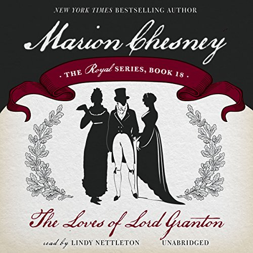 The Loves of Lord Granton audiobook cover art