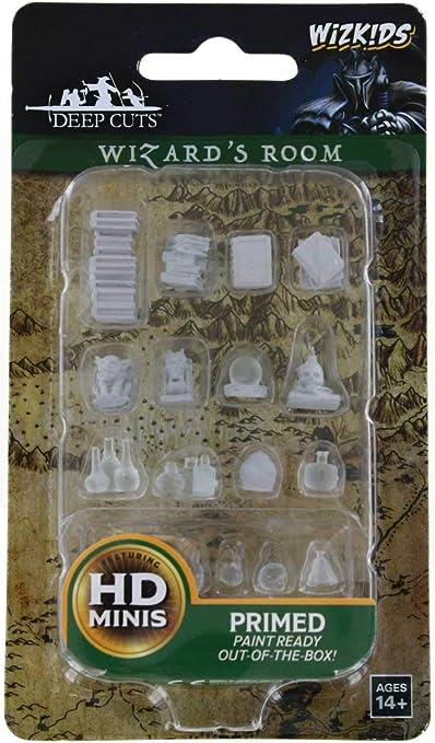 Witches Den Miniature Pathfinder Deep Cuts Unpainted Miniatures