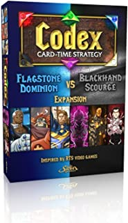 Sirlin Games Codex: Flagstone Dominion vs. Blackhand Scourge