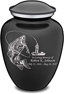 Best decorated fishing urn Reviews