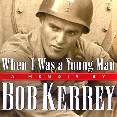 When I Was a Young Man audiobook cover art