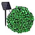 Toodour 200 LED Solar String Lights (7 Colors Options)