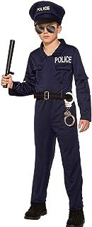 Forum Novelties Child's Police Costume, Large
