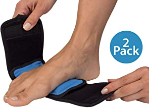 NatraCure Cold Therapy Wrap - 2 Pack (Hand, Foot, Wrist, Elbow) - 715 CAT2PK