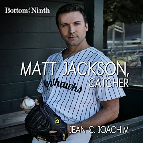Matt Jackson, Catcher audiobook cover art