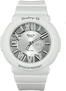 Casio Baby-G Women's Ana-Digi Dial Resin Band Watch