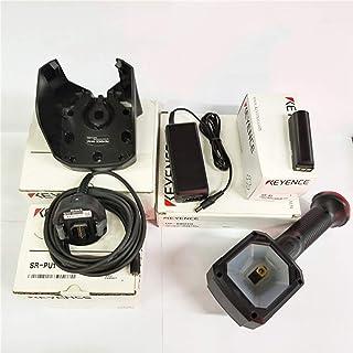 SR-PU1+SR-HL1+SR-G100+SR-B1+OP-88020 バーコードリーダーセット SR-G100用ケーブル SR-PU1 + ホルダー SR-HL1 + DPMハンディコードリーダ SR-G100 + 充電池パック SR-B1...