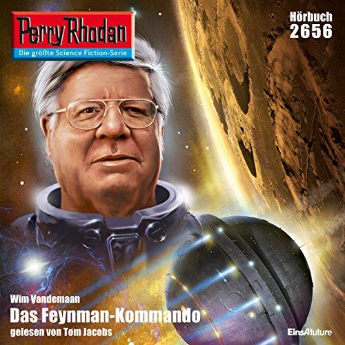 Das Feynman-Kommando audiobook cover art