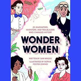 Wonder Women audiobook cover art