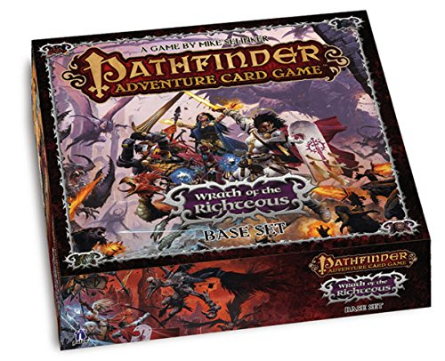 Paizo PAI06020 - Kartenspiele, Pathfinder, Wrath of The Righteous Base Set