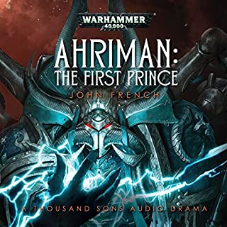 Ahriman: The First Prince cover art