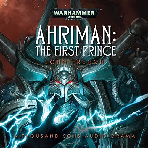 Ahriman: The First Prince Titelbild