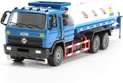 envío rápido en todo el mundo LXWM aleación de Agua rociadores Camiones Camiones Modelos 1 50 50 50 Deslizante Refinado de ingeniería de Camiones de construcción de vehículos de decoración de vehículos  hasta un 65% de descuento