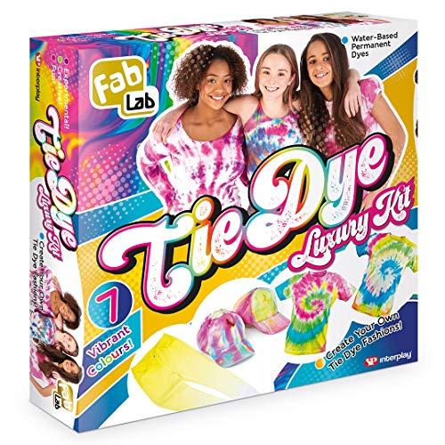 FabLab FL104 Tie Dye Kit Deluxe, Mul