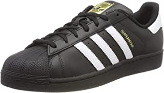 Adidas Superstar Foundation, Men's Athletic & Outdoor Shoes, Multicolour (Black & White Multicolour),
