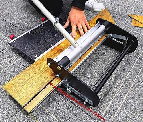 MantisTol 13' Heavy duty Vinyl floor cutter LC-330,For WPC,LVT,VCT and Rigid Core Vinyl Plank.