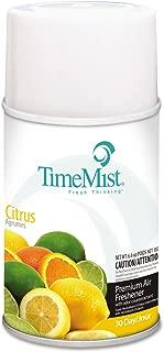 TimeMist Citrus Active Air Freshener 1042781 (Case of 12)