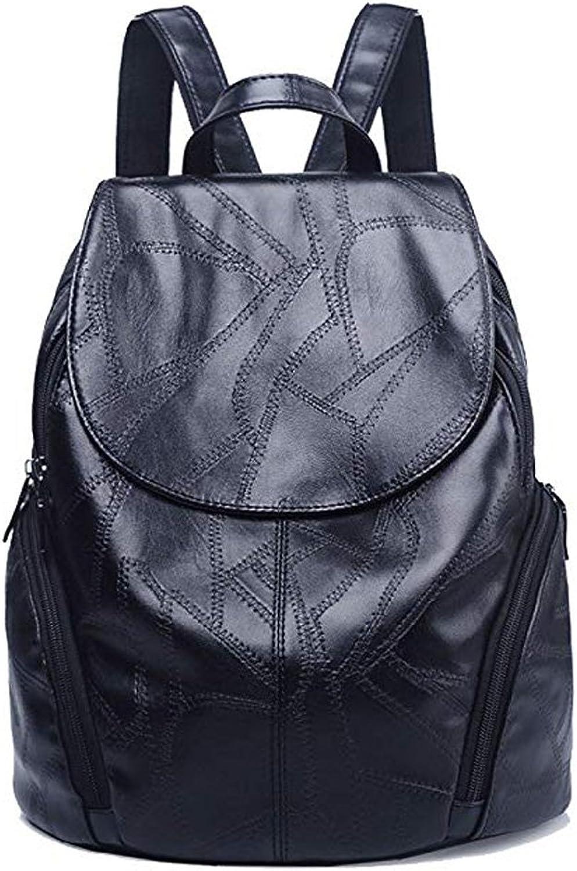 Rucksack Dame Handtasche Umhängetasche Große Kapazität Kapazität Kapazität Dual-Use-Freizeit Reiserucksack XXBB B07FPDPCBY  Wertvolle Boutique e3dfa0