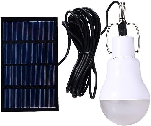 All Best Solar Powered Lamp - 1 Pack