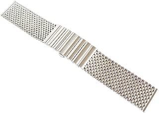 20mm Matte Mesh 150mm Steel Watch Band Model 2792