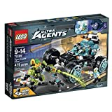 LEGO Ultra Agents Agent Stealth Patrol Toy