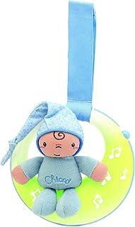 Chicco Goodnight Moon Soft Musical Nightlight - Blue