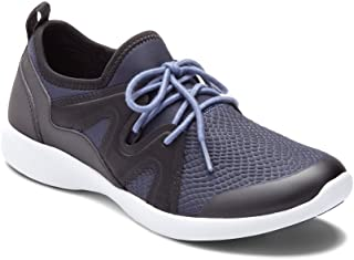 Women's Sky Storm Active Sneaker - Lace-up Everyday Sneakers with Concealed Orthotic Arch Support