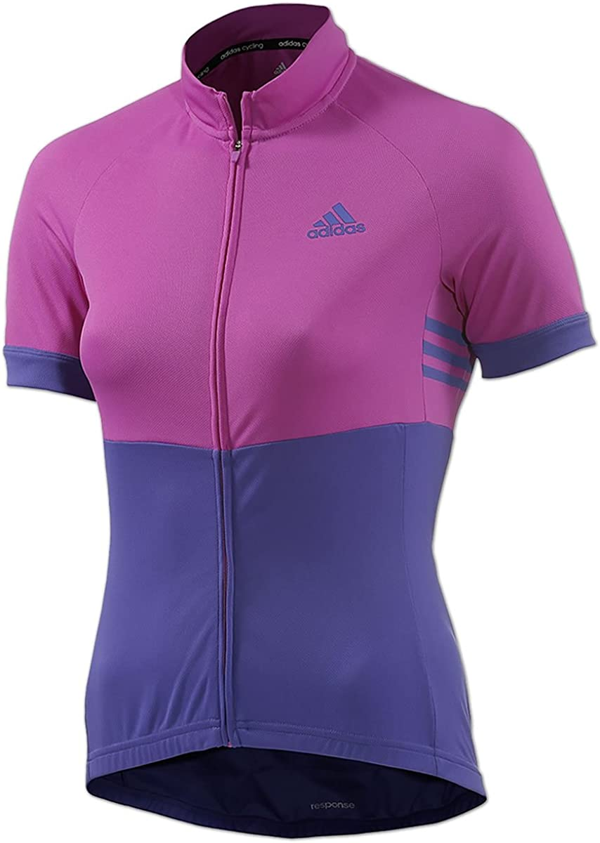 Adidas Response Women's Cycling Jersey Cycling Team Cycling Jersey ...
