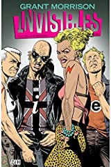 The Invisibles: Book Three - Deluxe Edition Kindle Edition