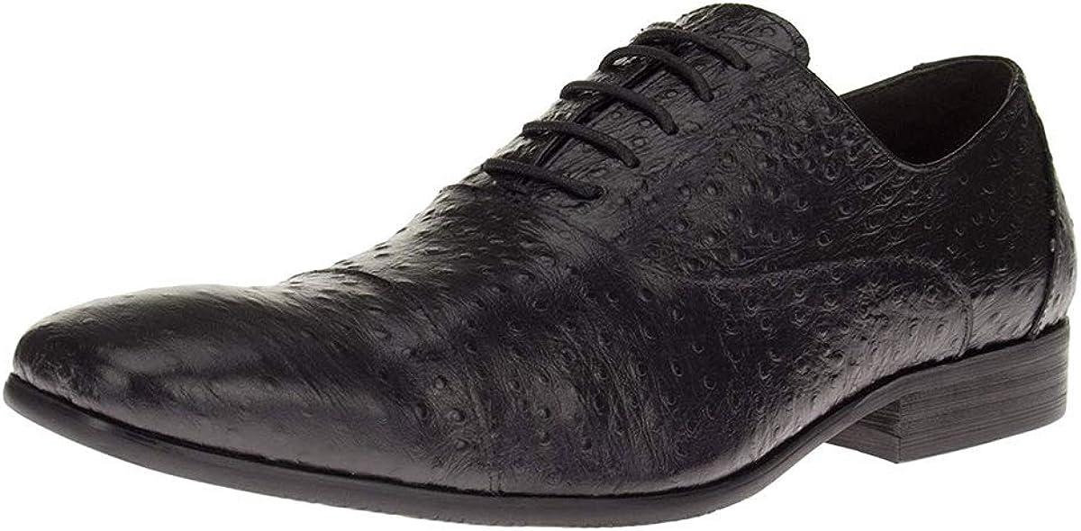 DTI Men's Leather Shoes Oxford Dress P Crocodile Z622-30 Max 68% OFF Lace-Up 25% OFF