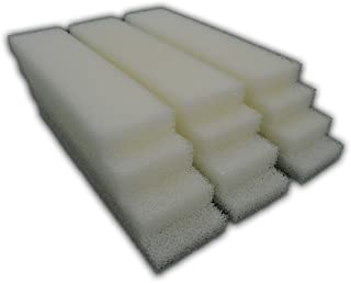 Zanyzap 12 Foam Filter Pad Inserts for Hagen Fluval 404/405 / 406 (A-226)