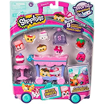 Shopkins World Vacation (Europe) - Petite Swe | Shopkin.Toys - Image 1